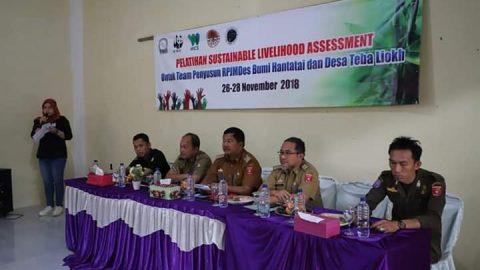 Pelestarian Satwa Badak Sumatera, Lampung Barat gelar Bimtek