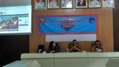 Ekspose Akhir Pengembangan Informasi dan Komunikasi Smarty City Di Kabupaten Lampung Barat 2018